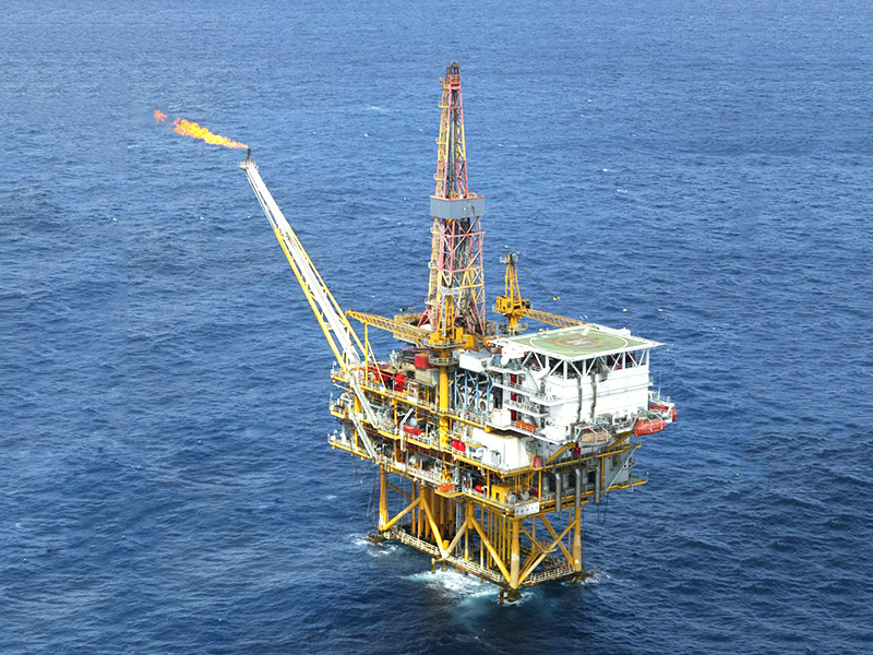HXJ158 Off-shore Worover Rig