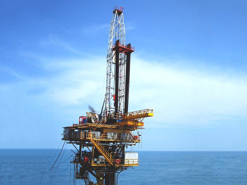 HZJ40 Off-shore Drilling Rig